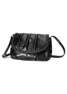 Маленькая сумка с красивыми деталями (черный) Bonprix