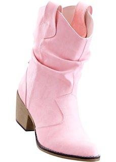Полусапожки (розовый кварц) Bonprix