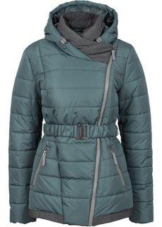 Зимняя куртка (серо-зеленый) Bonprix