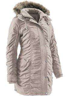 Для будущих мам: зимняя куртка (натуральный камень) Bonprix
