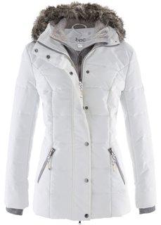 Куртка 2 в 1 (цвет белой шерсти) Bonprix