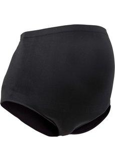 Трусики на животик (черный) Bonprix