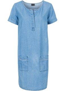 Платье (нежно-голубой) Bonprix