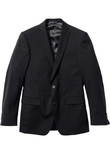 Пиджак Regular Fit с шерстью (черный)