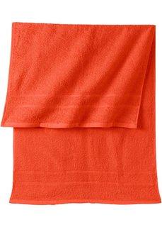 Серия махровых изделий New Uni (оранжевый) Bonprix