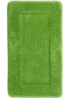 Коврик для ванной Эрик (зеленый) Bonprix
