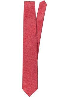 Галстук (темно-красный) Bonprix