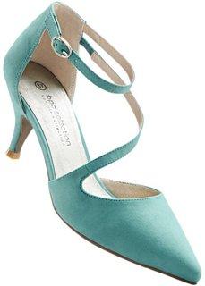 Туфли (мятный пастельный) Bonprix