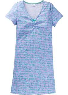 Ночная сорочка (светло-фиолетовый с рисунком) Bonprix