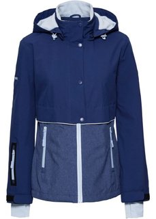 Функциональная куртка для активного отдыха (ночная синь) Bonprix