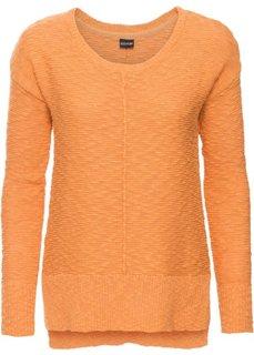 Летний пуловер (абрикосовый) Bonprix