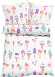 Постельное белье Мороженое, линон (различные расцветки) Bonprix