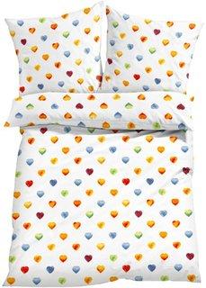 Постельное белье Сердце, линон (различные расцветки) Bonprix