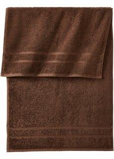 Полотенце для рук Нью Уни Делюкс (коричневый) Bonprix