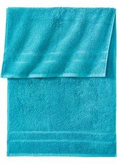 Полотенце для рук Нью Уни Делюкс (сине-зеленый) Bonprix
