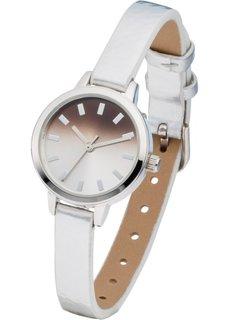 Часы (серебристый металлик) Bonprix