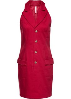 Платье на пуговицах (маджента) Bonprix