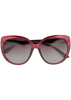 Солнцезащитные очки Элегантные (темно-красный) Bonprix