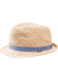 Детская соломенная шляпа (натуральный) Bonprix
