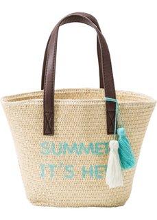 Детская пляжная сумка (натуральный) Bonprix