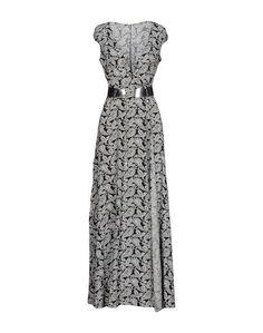Длинное платье Mbymaiocci