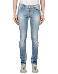 Джинсовые брюки Clink