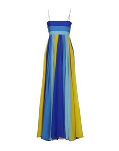 Длинное платье Capucci