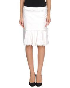 Джинсовая юбка Michael Michael Kors
