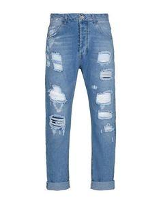 Джинсовые брюки Pierre DarrÉ
