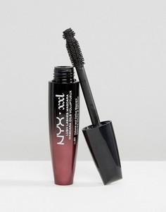 Тушь для ресниц NYX Professional Make-Up Lush Lashes - Черный