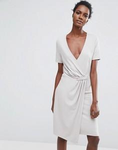 Платье Selected Femme - Серый