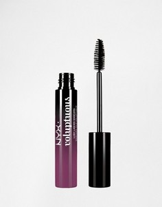 Тушь для ресниц Lush Lashes от NYX Professional Make-Up - Voluptuous - Черный