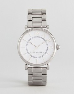 Серебристые часы Marc Jacobs Roxy - Серебряный