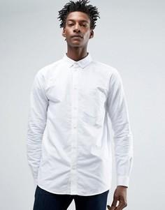 Рубашка классического кроя Weekday Bad Times - Белый
