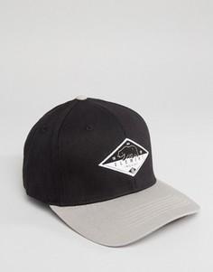 Бейсболка Element Camp - Черный