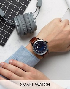 Черные часы Tommy Hilfiger 1791300 - Рыжий