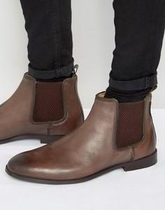 Ботинки челси Ben Sherman - Коричневый
