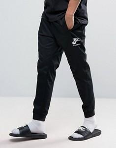 Черные джоггеры Nike International 880539-010 - Черный