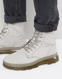 Ботинки Dr Martens Tract Combs - Серый