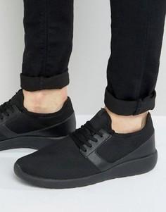 Черные кроссовки Brave Soul Payne - Черный