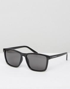Черные солнцезащитные очки Cheap Monday - Черный