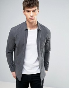 Рубашка на молнии Kiomi - Серый