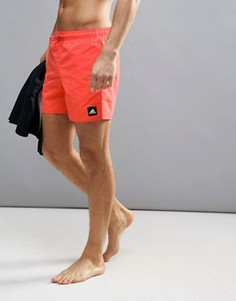 Красные шорты для плавания adidas BJ8788 - Красный