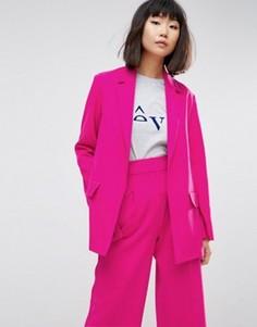 Блейзер ASOS - Розовый