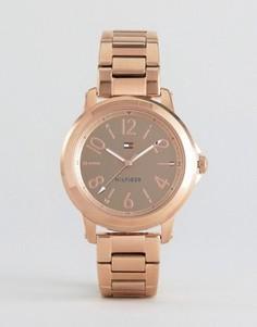 Часы с покрытием из розового золота Tommy Hilfiger Ellie - Золотой
