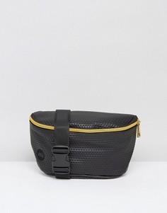 Черная сумка-кошелек на пояс Mi Pac Classic - Черный