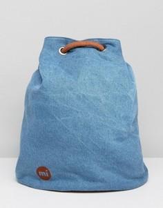 Джинсовый рюкзак Mi Pac Tumbled - Синий