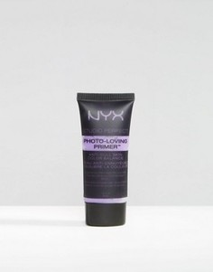 Основа под макияж Studio Perfect от NYX Professional Make-Up - Фиолетовый