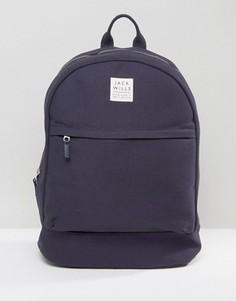 Темно-синий рюкзак Jack Wills Portbury - Темно-синий