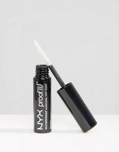 Водостойкая тушь-закрепитель для ресниц NYX Professional Make-Up Proof It - Прозрачный
